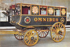 United Kingdom, Great Britain, England Horse Omnibus  Horse Omnibus