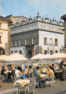 Poland Krakow Maly Rynek poznorenesansowa Pralatowka