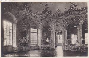 Germany Muenchen Schloss Nymphenburg Amalienburg Spiegelsaal Photo