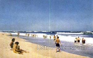 Breakers, Nauset Bathing Beach, Orleans Cape Cod MA Unused