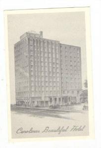 Hotel Wm R. Barringer,Charlotte,North Carolina, 40-60s