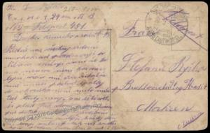 Germany WWI Turkey Military Mission Constantinople Cover 71379