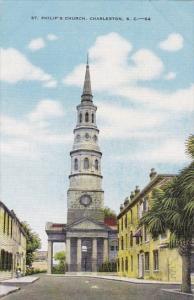Saint Philps Church Charleston South Carolina
