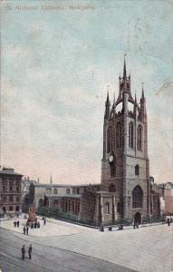 Saint Nicholas Cethedral Newcastle