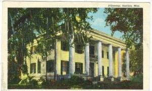 Devereux Mansion, Natchez, Mississippi, 30-40s