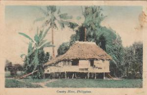 PHILIPPINES, 1900-1910s; Country Home