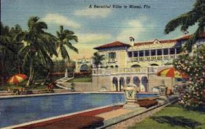 Villa Miami FL Unused