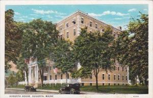 Maine Auburn Augusta House