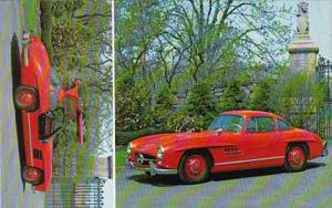 1955 Mercedes Benz 300SL Gull Wing Coupe