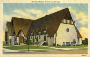 Mormon Church Las Vegas NV Unused
