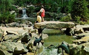 AL - Birmingham. Birmingham Botanical Gardens