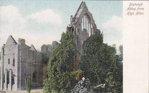 Abbey From High Altar, Dryburgh, Scotland, UK, 1900-1910s