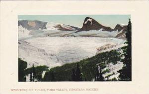 Waputekh Ice Fields, Yoho Valley, Canadian Rockies, Alberta, Canada, 1900-1910s
