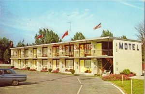 Greeting from KING SLUMBER MOTEL Your Host: Charlie Howard OTTAWA, ONT, CANADA