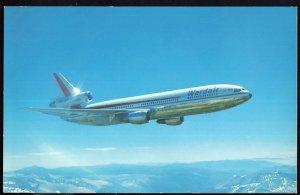 Wardair Canada (1975) Ltd McDonnell Douglas DC-10-30 Chrome1950s-1970s