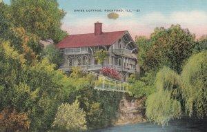 ROCKFORD , Illinois , 1943 ; Swiss Cottage