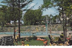 Bellerive, Swimming Pool, Ville De Laval, Quebec, Canada, PU-1975