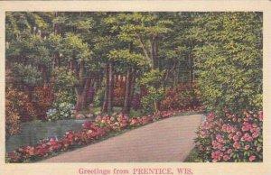 Wisconsin Prentice Greetings From Prentice