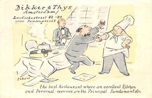 Dikker & Thys Amsterdam Holland 1955