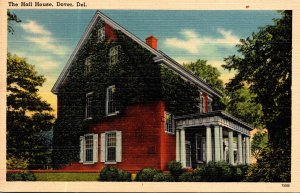 Delaware Dover The Hall House