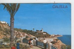 Postal 7472 : Faro de Calella, Barcelona