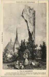 CPA Tour de GALLARDON (128655)