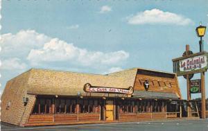 Le Colonial Bar-B-Que Restaurant , Laprairie , Quebec , Canada , PU-1970