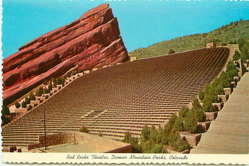 red rock theater