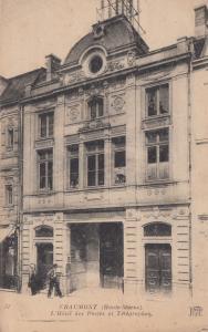 Chaumont , France , 00-10s ; L'Hotel des Postes et Telegraphes