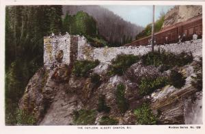 RP; The Outlook, Albert Canyon , B.C. , Canada , 20-40s
