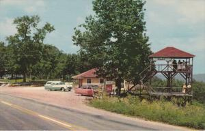 Wagner's Panorama Point, U. S. Highway 62, Arkansas Ozarks, FRANKLIN COUNTY, ...