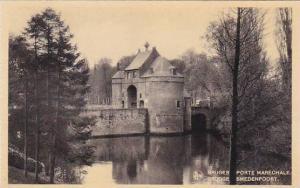 Belgium Bruges Porte Marechale