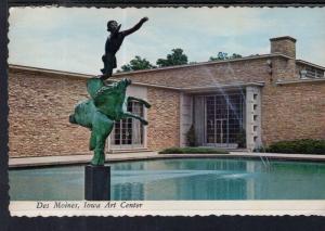 Iowa Art Center,Des Moines,IA BIN