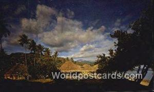 Punaauia French Polynesia Bungalows, Tahiti Village Beach Hotel Punaauia Bung...
