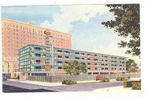 Downtowner Motor Inn, West Trade & Mint Streets, Charlotte, North Carolina, 1...