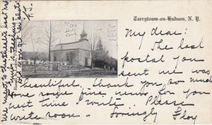 TARRYTOWN-ON-HUDSON, New York, PU-1906; The Old Dutch Church