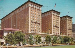 California Los Angels The Biltmore Hotel 1958