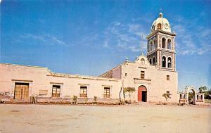 Mexico Old Vintage Antique Post Card Iglesia Nuestra Senora de Loreto Unused