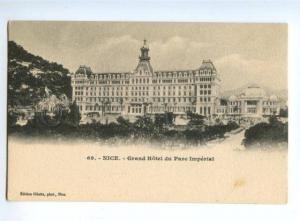 151756 France NICE Grand HOTEL du Parc Imperial Park Vintage