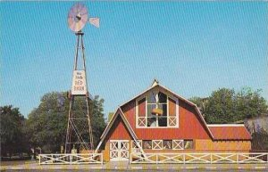 Texas Dallas Little Red Barn Restaurant