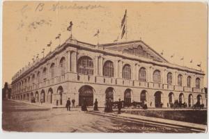 Kansas City MO Convention Hall 1909