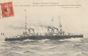 Warship , FRANCE , 00-10s ; VOLTAIRE