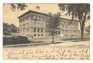 High School, Medford, Massachusetts, PU-1905