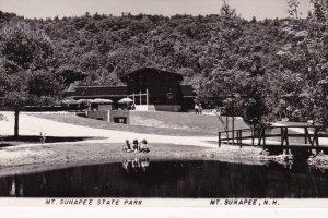 RP: MT. SUNAPEE , New Hampshire , 1940s ; Mt. Sunapee State Park