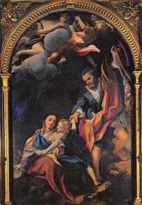 Italy Parma Galleria Nazionale Correggio La Madonna della Scodella