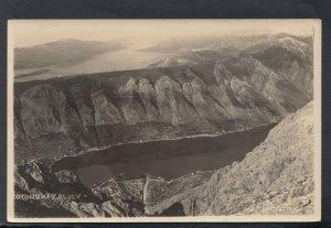 Montenegro Postcard - Kotorski Zaljev - Bay of Kotor (Boka Kotorska)   T7672