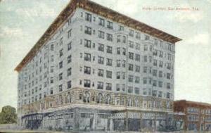 Gunter Hotel San Antonio TX Unused