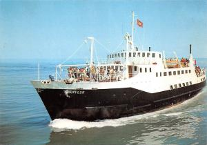 Br43739 Ship Bateaux Belle Ile En Mer Le Guerveur Querveur