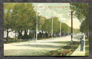dc196 - TILLSONBURG Ontario 1908 Broadway Street North