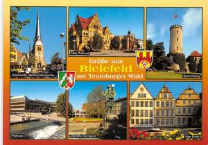 Bielefeld am Teutoburger Wald, Sparrenburg Rathaus Alter Markt Brackwede
